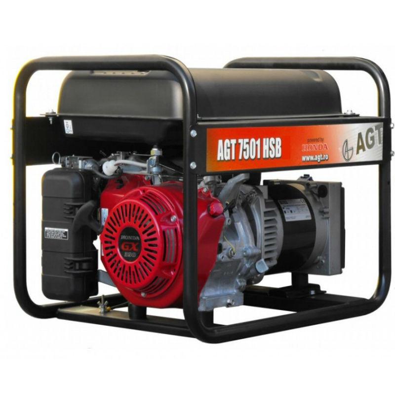 Generator curent AGT 7501 HSBE R26