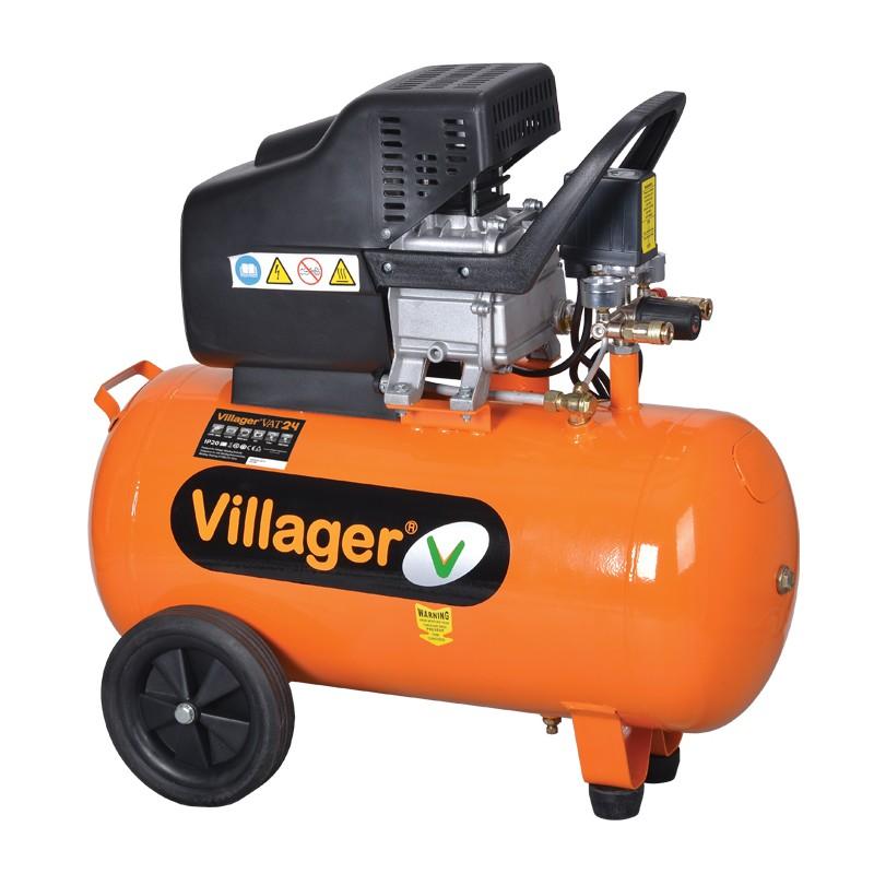 Compresor Villager VAT 25 L PRIME - lascule.ro