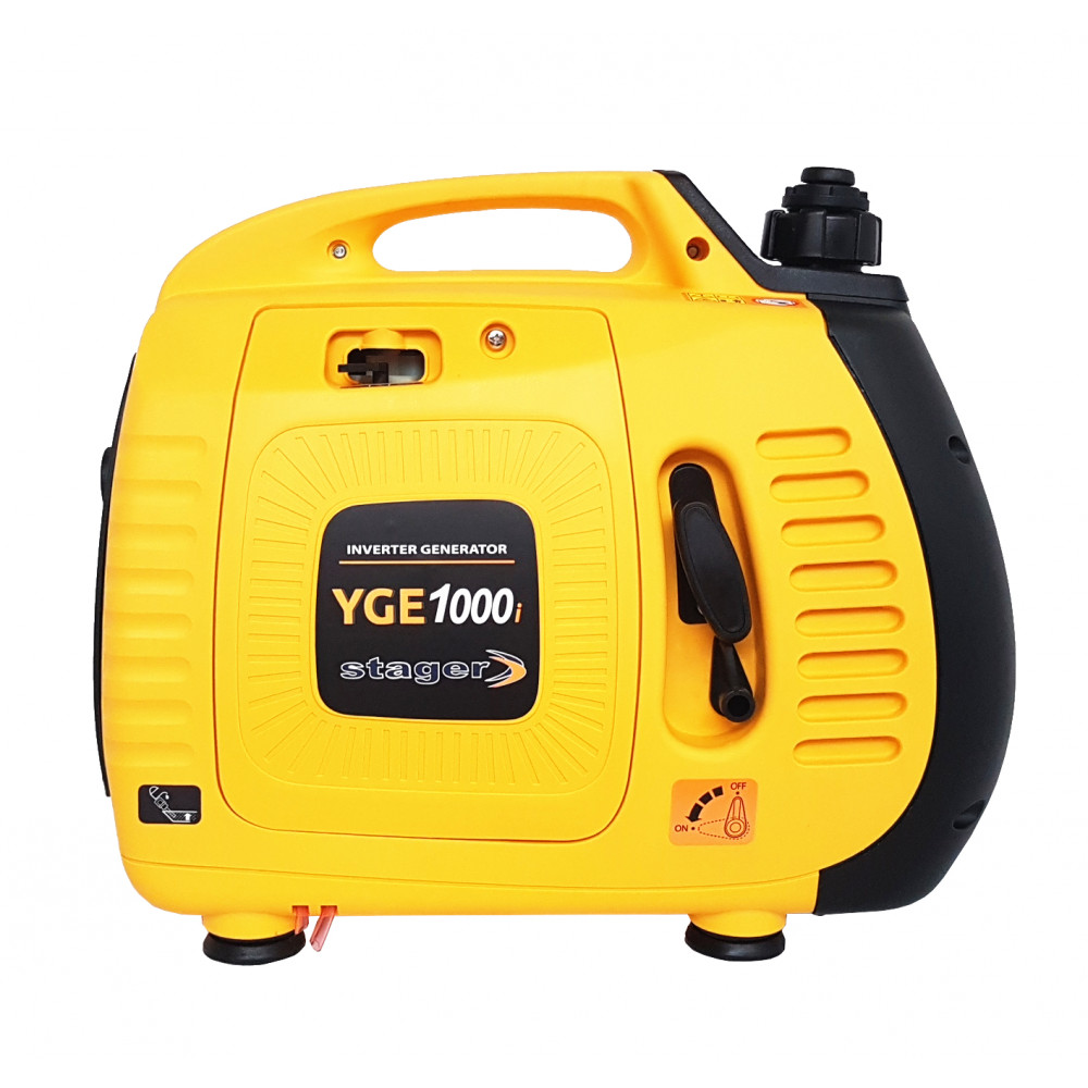 Generator de curent Stager YGE1000i, invertor, benzina