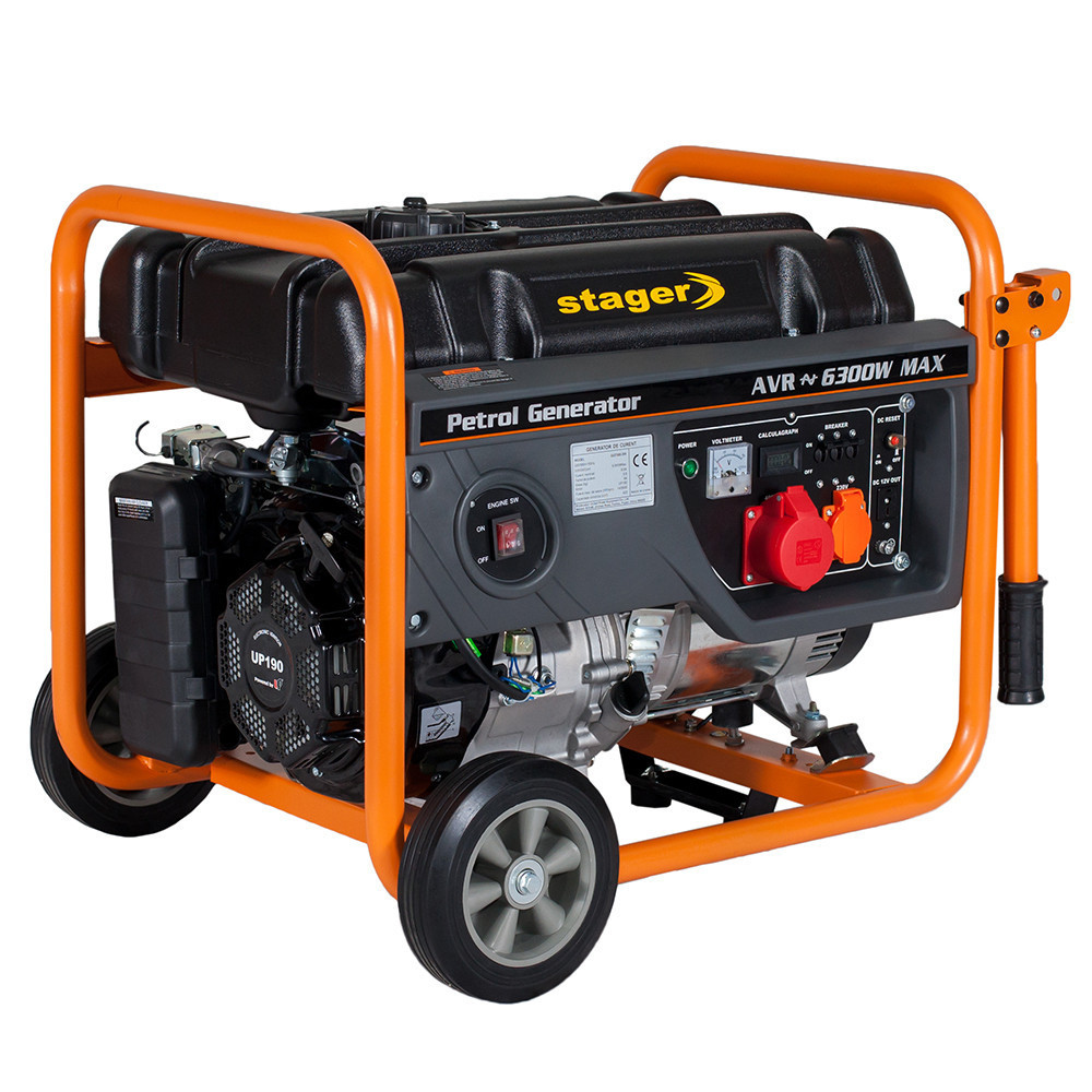 Generator de curent Stager GG 7300-3W