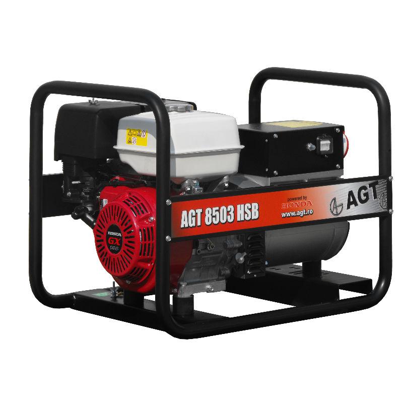 Generator curent AGT 8503 hsb