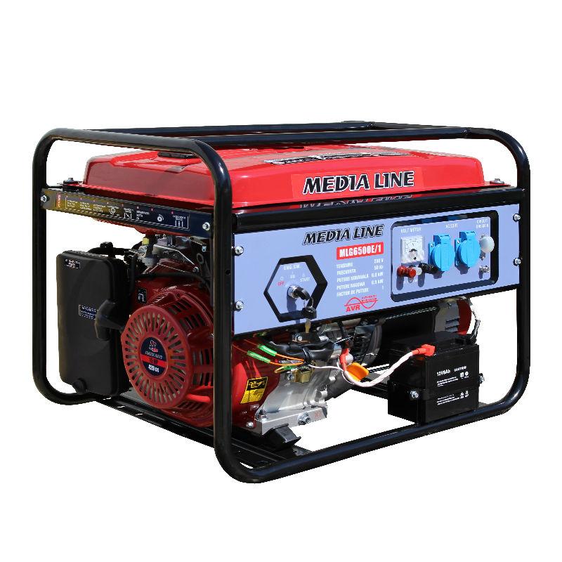 Generator de curent MLG 6500E- lascule.ro