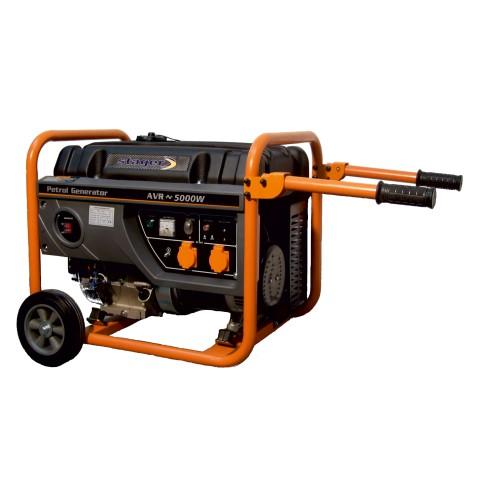 Generator de curent Stager GG 6300W - lascule.ro