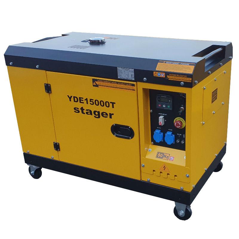 Generator de curent STAGER YDE15000T