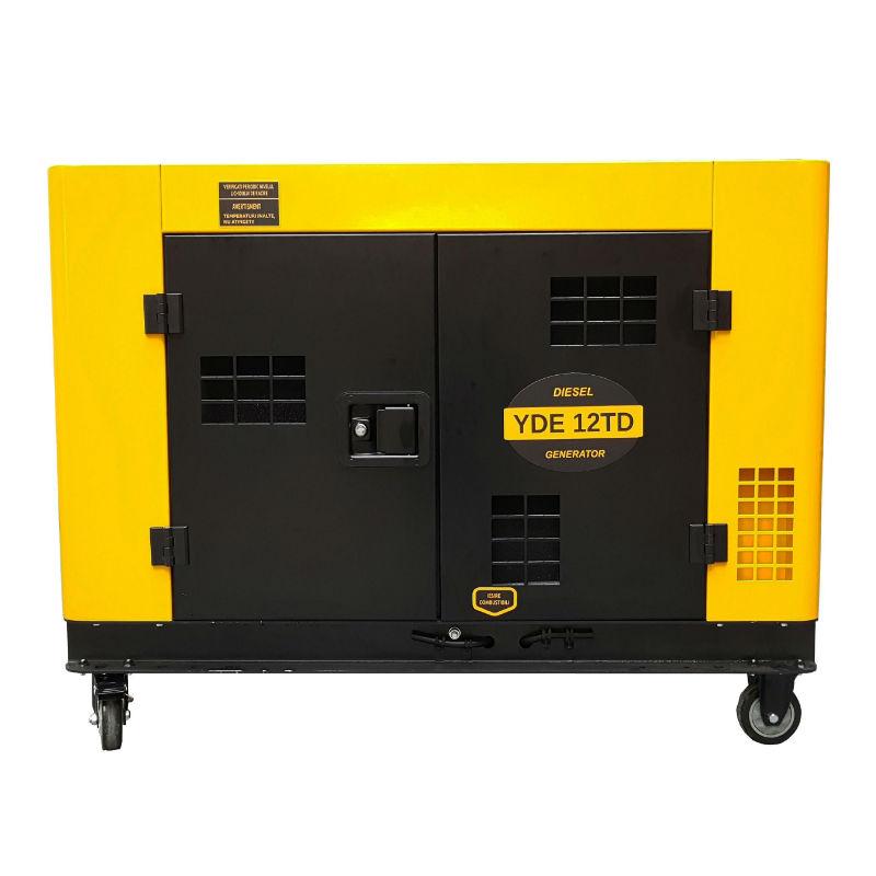 Generator de curent Stager YDE12TD - lascule.ro