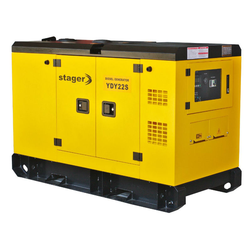 Generator de curent STAGER YDY22S-lascule.ro