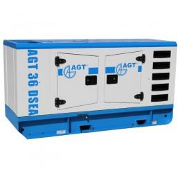 Generator de curent AGT 36 DSEA cu Automatizare