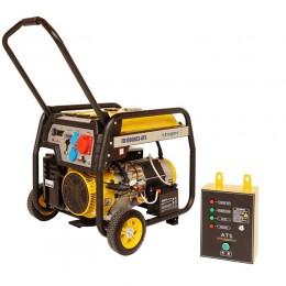 Generator de curent STAGER FD 10000E3+ATS