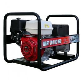 Generator cu sudura WAGT 200 DC HSB - lascule.ro