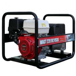 Generator cu sudura WAGT 220 DC HSB - lascule.ro