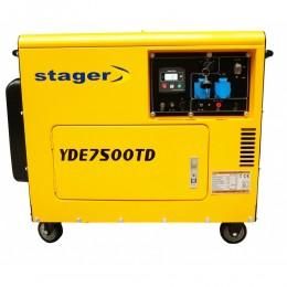 Generator de curent STAGER YDE7500TD-lascule.ro