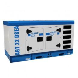 Generator de curent AGT 22 DSEA cu Automatizare