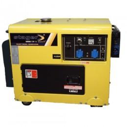 Generator de curent STAGER DG5500S+ATS-lascule.ro