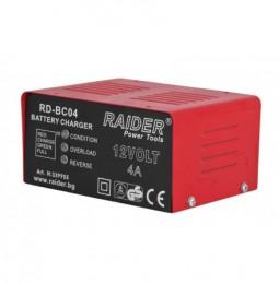 Redresor auto RAIDER RD-BC04 - lascule.ro