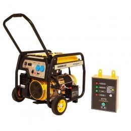 Generator de curent STAGER FD 10000E+ATS